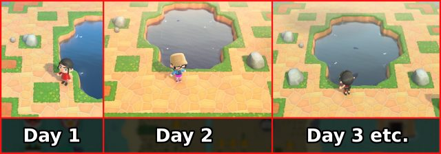 How to move rocks in Animal Crossing: New Horizons progress