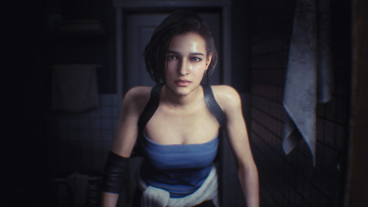 Resident Evil 3 Censored Jill S Skirt And People Are Outraged