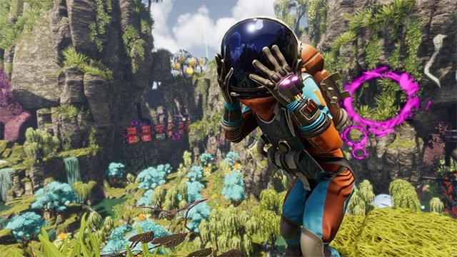 Journey to the Savage Planet Hot Garbage DLC Review   Resourceful recycling