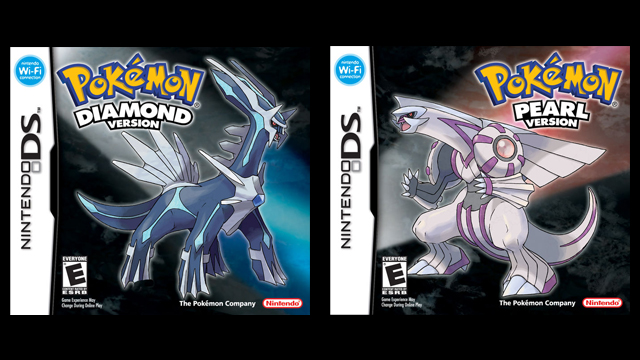 Pokemon Diamond and Pearl release date