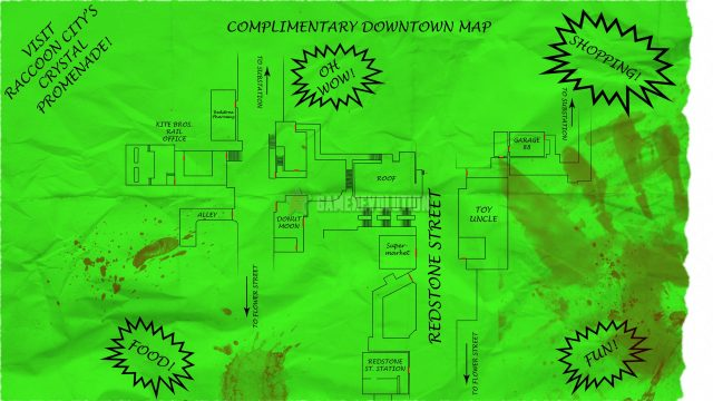 RE3 Downtown Map Draft