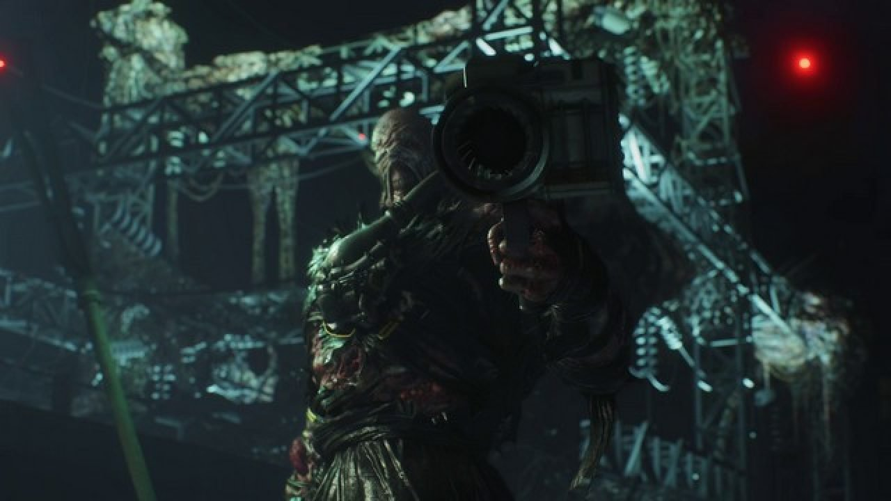 Resident Evil 3 Remake Hide From Nemesis When Does He Stop