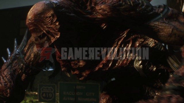 Resident Evil 3 Remake Nemesis 2nd Form Boss Fight 1