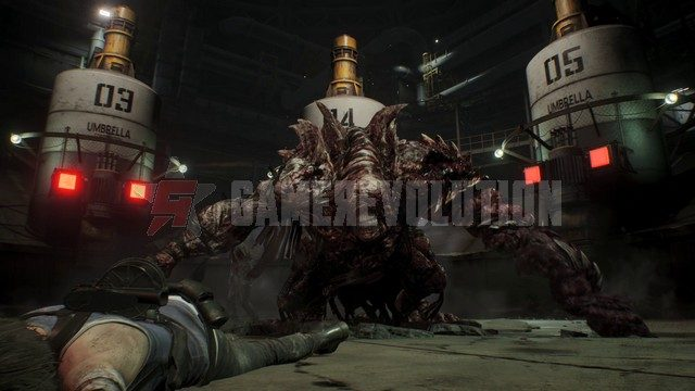 Resident Evil 3 Remake Nemesis 3rd Form Boss Fight 1