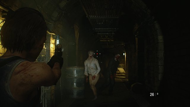 Resident Evil 3 Remake Stuttering Zombies Fix