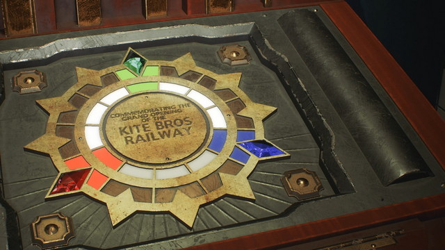Resident Evil 3 Remake Subway Clock Puzzle Completed