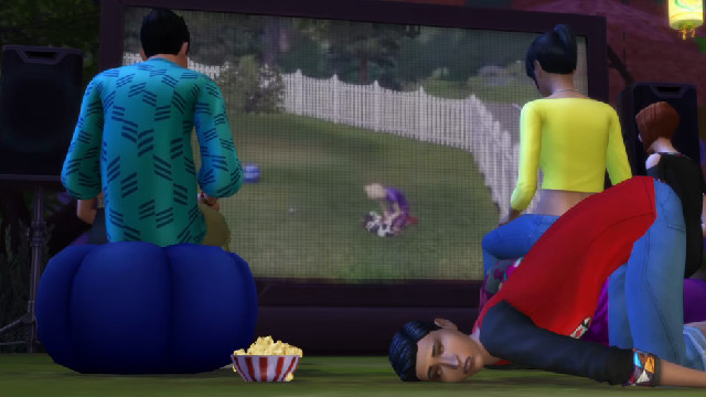The Sims movie Simcity film Legendary Pictures