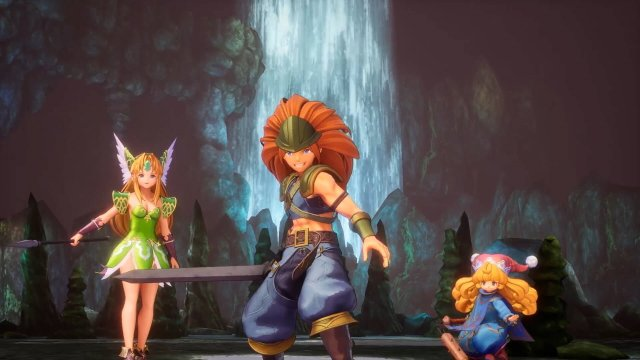 Trials of Mana New Game Plus