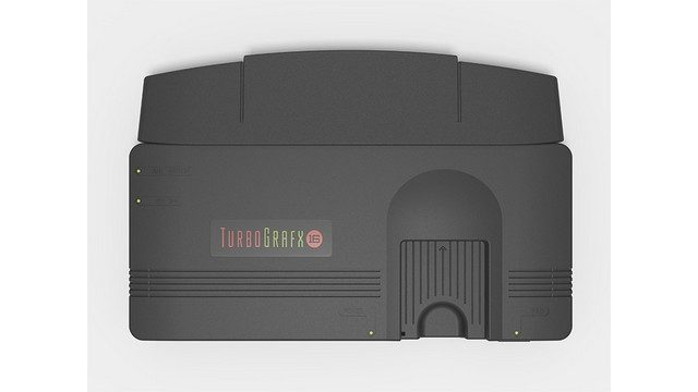 TurboGrafx-16 Mini Review Top