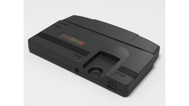 TurboGrafx-16 Mini Review