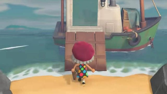Where is Redd in Animal Crossing: New Horizons?
