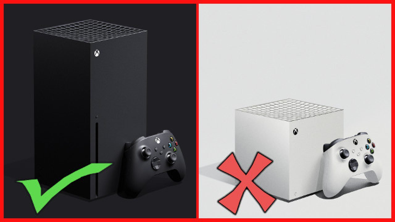 Why An Xbox Series S Could Be A Bad Idea For Microsoft Gamerevolution