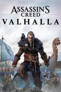 Box art - Assassin's Creed Valhalla
