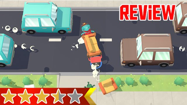 Moving Out Review | Smooth moves
