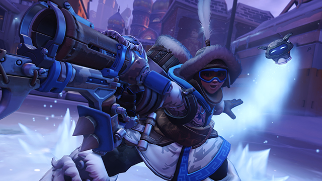 Upcoming Overwatch update will finally let you apologize to your teammates