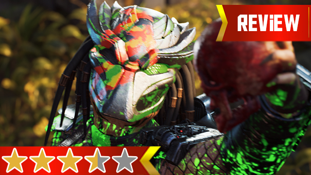 Predator: Hunting Grounds Review | One OK-looking motherf****r