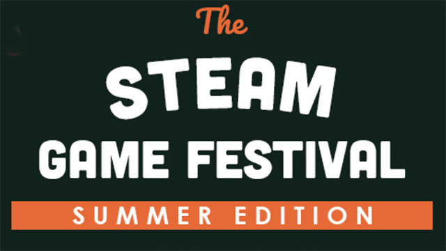 Steam Game Festival aims to bring E3 to your living room