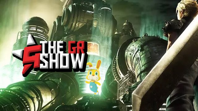 the gr show ff7r