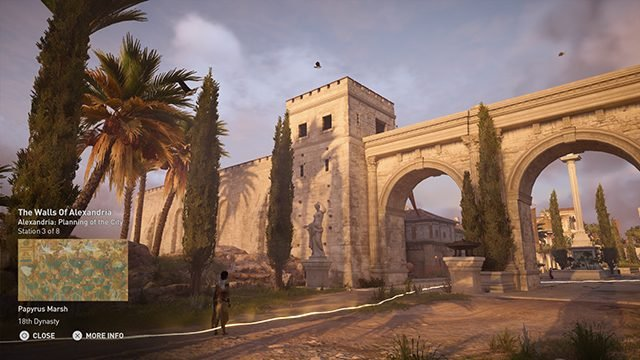 Assassin's Creed Odyssey and Origins Discovery Tours are free on PC for a limited time