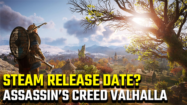 Assassin's Creed Valhalla Steam release date