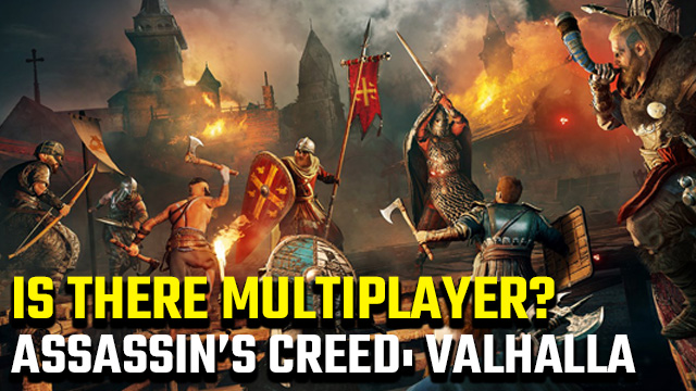 Assassin's Creed: Valhalla multiplayer