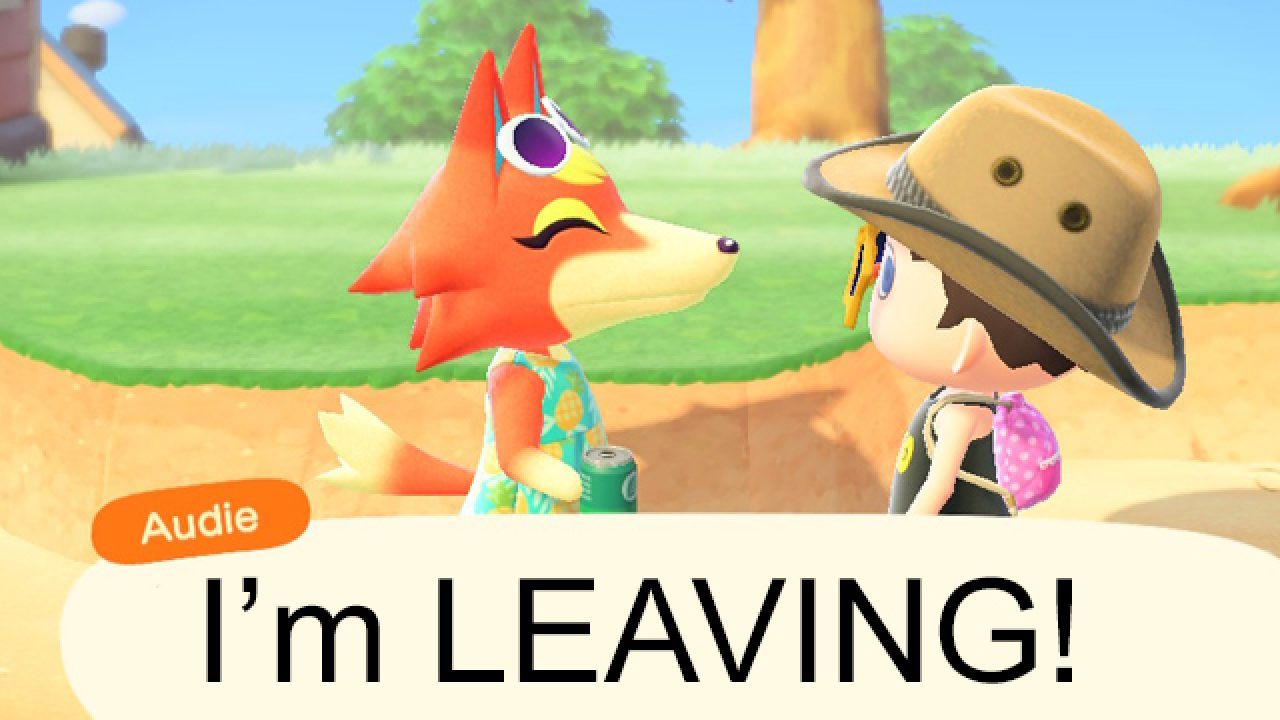 Can Villagers Leave Without Asking In Animal Crossing New