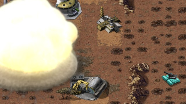 EA will release Command and Conquer Remastered source code
