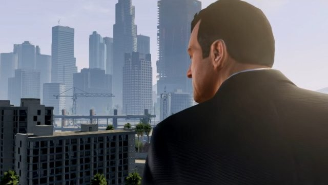 GTA 5 Epic Games Store release Michael