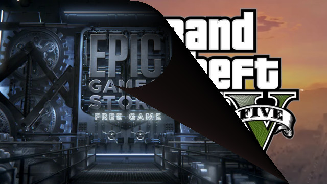 GTA 5 Epic Games Store release free game