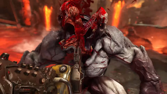 How to remove Doom Eternal Denuvo anti-cheat chainsaw