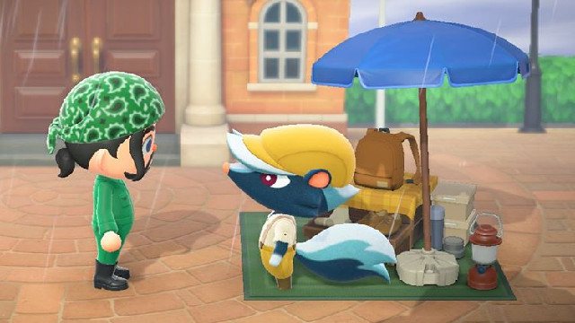 How to trade in Animal Crossing: New Horizons Kicks