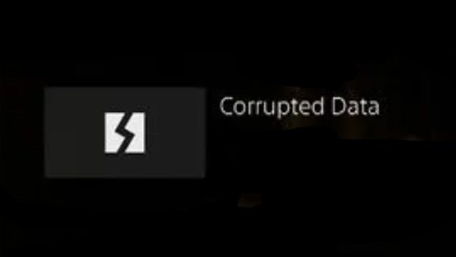 PS4 cannot load the saved data because it is corrupted error fix