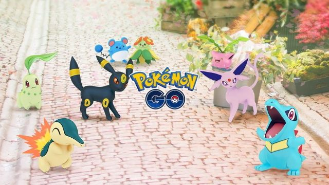 Pokemon Go Throwback Challenge 2020 Johto start date