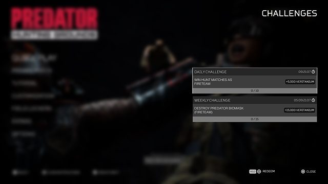 Predator: Hunting Grounds 1.08 Update Patch Notes | Arnold 'Dutch' DLC and bug fixes