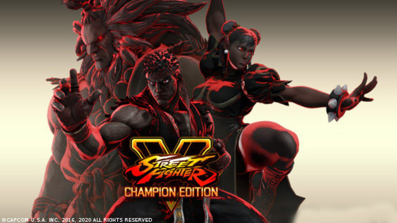 Capcom Surprise Announces Street Fighter 5 Season 5 Fighters And