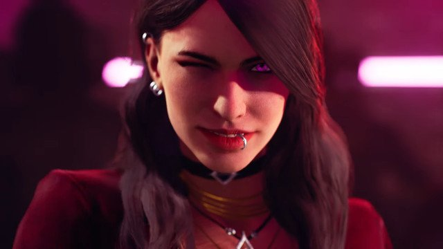 Vampire: The Masquerade Bloodlines 2 PS5 release wink