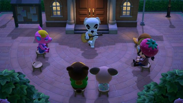 When does an Animal Crossing special NPC spawn? KK Slider