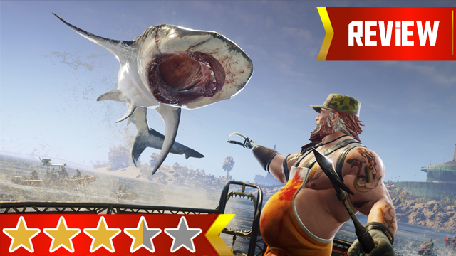 maneater review pc ps4 xbox one