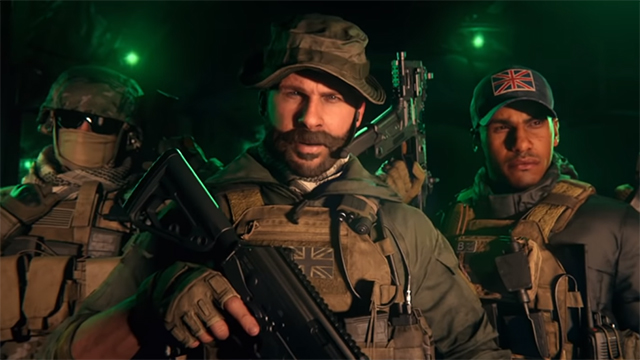 Call of Duty's Captain Price can now leave you a custom callout... for a price