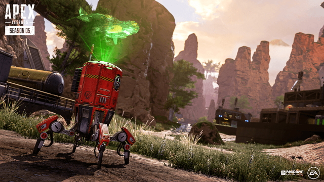 Apex Legends Armed and Dangerous Evolved start time