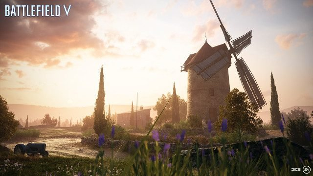 Battlefield 5 1.35 PS4 Update Patch Notes Provence