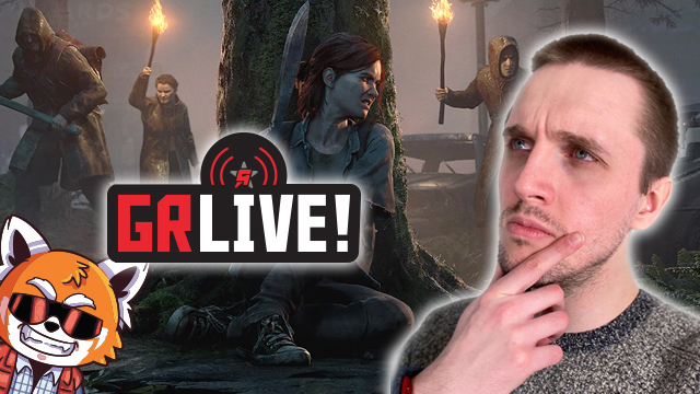 GR Live The Last of Us 2