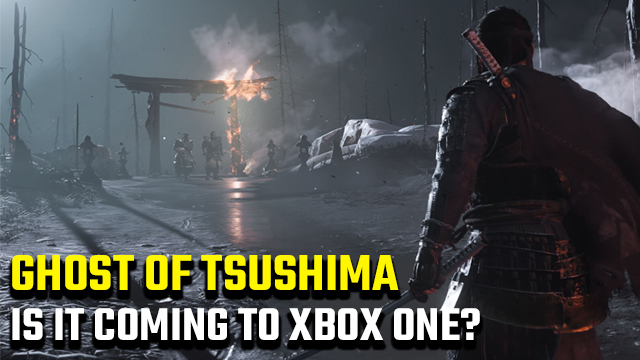 Ghost of Tsushima Xbox One