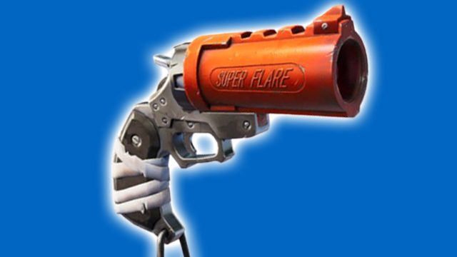 How to get Flare Gun in Fortnite