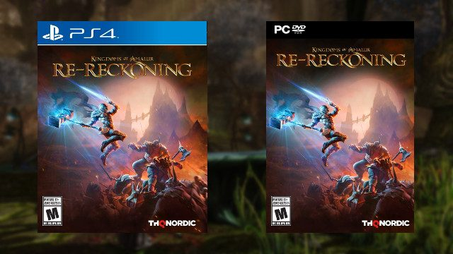 Kingdoms of Amalur: Re-Reckoning Pre-Order guide standard edition