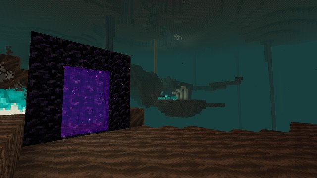 Minecraft 1.16 Update patch notes Nether portal