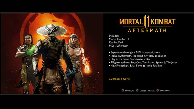 Mortal Kombat X 1.15 Update Patch Notes | Free skin unlocks and new ad