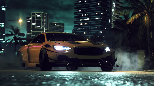 Need For Speed Heat Cross-Play car front