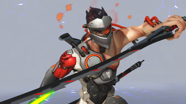 Overwatch Experimental Genji Buff Deflect