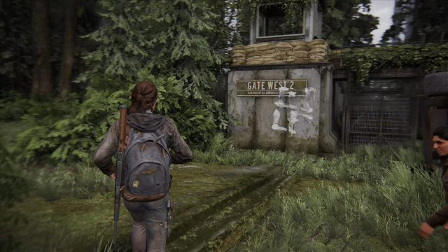 The Last of Us 2 Downtown Seattle Locations Gate West-2